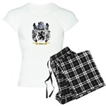 Jeffree Women's Light Pajamas