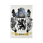 Jeffree Rectangle Magnet (10 pack)