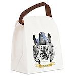 Jeffree Canvas Lunch Bag