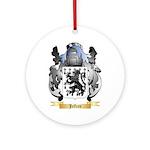 Jeffree Ornament (Round)