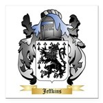 Jeffkins Square Car Magnet 3