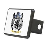 Jeffes Rectangular Hitch Cover