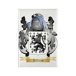 Jefferys Rectangle Magnet (100 pack)