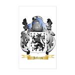 Jefferys Sticker (Rectangle)