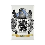 Jeffery Rectangle Magnet (100 pack)