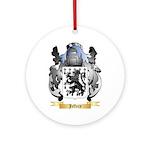 Jeffery Ornament (Round)