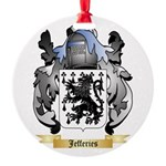 Jefferies Round Ornament