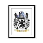 Jefferies Framed Panel Print