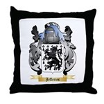 Jefferies Throw Pillow
