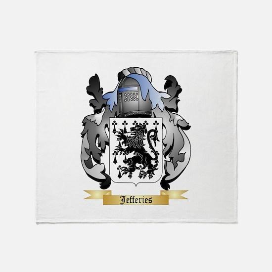 Jefferies Throw Blanket