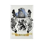 Jefferey Rectangle Magnet (100 pack)