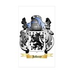 Jefferey Sticker (Rectangle 50 pk)