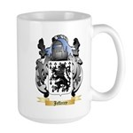 Jefferey Large Mug