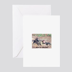 GSD-SPOTTER Greeting Cards