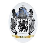 Jefferay Ornament (Oval)