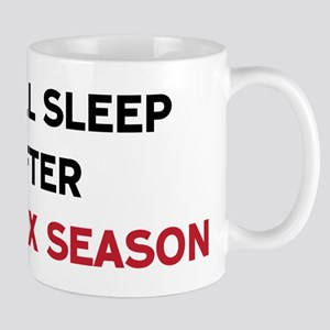 I'll Sleep After Tax Season Mug