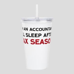 I'm An Accountant Acrylic Double-wall Tumbler
