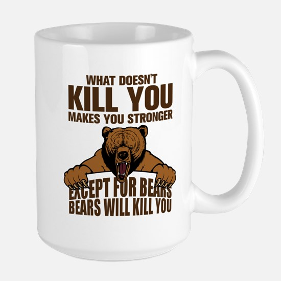 Bears Will Kill You Mugs