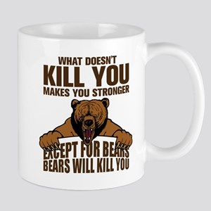 Bears Will Kill You Mugs