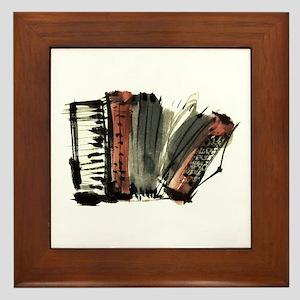 accordion Framed Tile