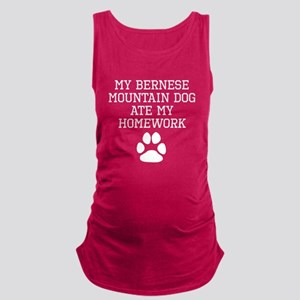 My Bernese Mountain Dog Ate My Homework Maternity