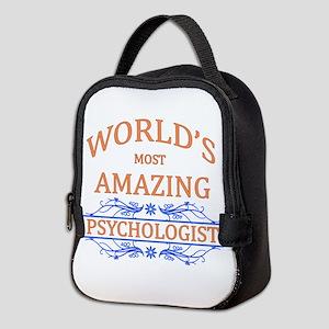 Psychologist Neoprene Lunch Bag