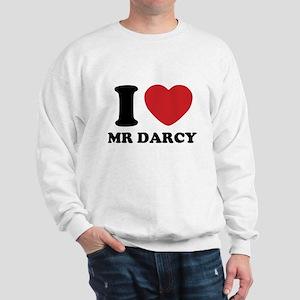 I Heart Mr. Darcy Sweatshirt