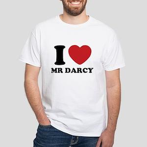 I Heart Mr. Darcy T-Shirt