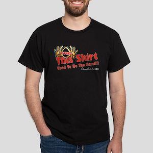 Shirt too small Dark T-Shirt