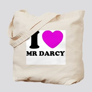 I HEART Mr. DARCY Tote Tote Bag