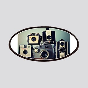 Vintage Camera Patches