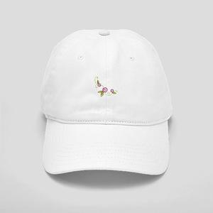 FLORAL CORNER Baseball Cap