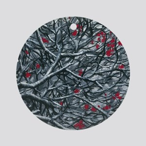 Hope Round Ornament