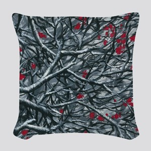 Hope Woven Throw Pillow