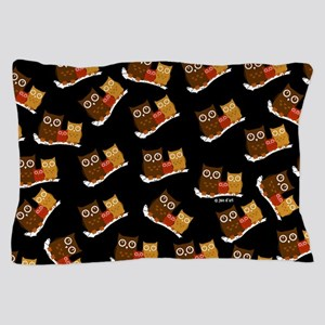 Owls Pillow Case
