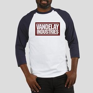 VANDELAY INDUSTRIES - 2 sided Baseball Jersey