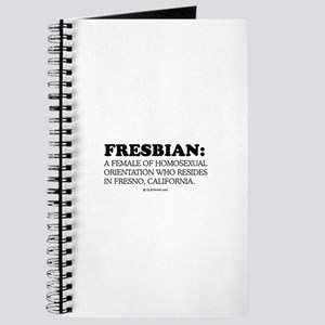 Fresbian definition Journal