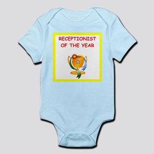 receptionist Body Suit
