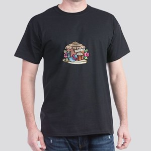 TIKI BAR BIRDHOUSE T-Shirt