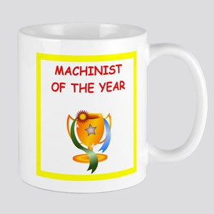 machinist Mugs