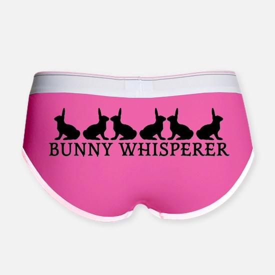 Bunny Whisperer Women's Boy Brief