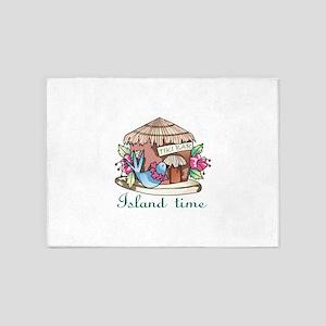 ISLAND TIME 5'x7'Area Rug