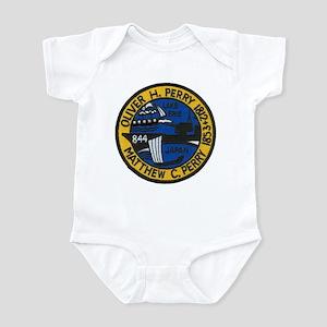 USS PERRY Infant Bodysuit