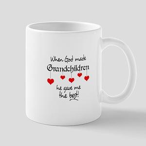 GRANDCHILDREN ARE THE BEST Mugs