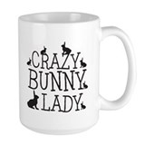 Bunny Large Mugs (15 oz)