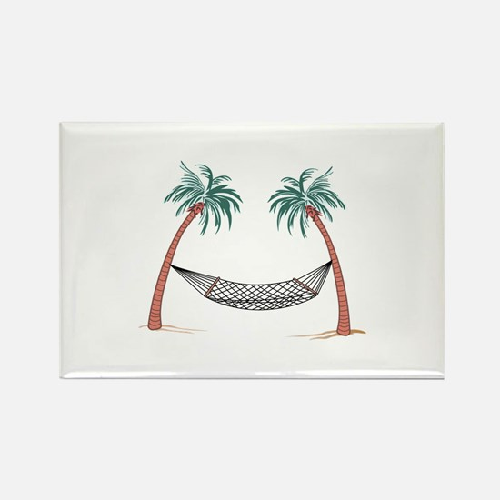 HAMMOCK PALMS Magnets