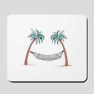 HAMMOCK PALMS Mousepad
