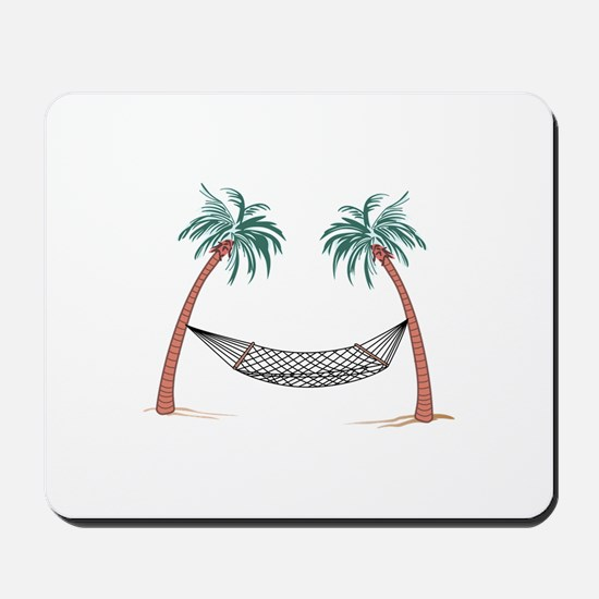 HAMMOCK PALMS Mousepad