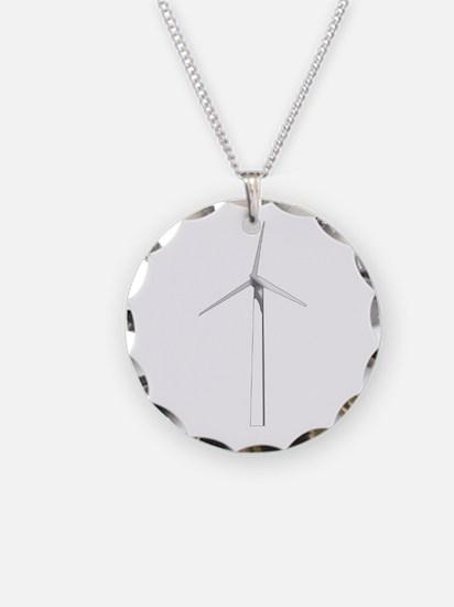 WIND TURBINE Necklace