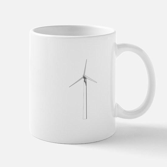 WIND TURBINE Mugs